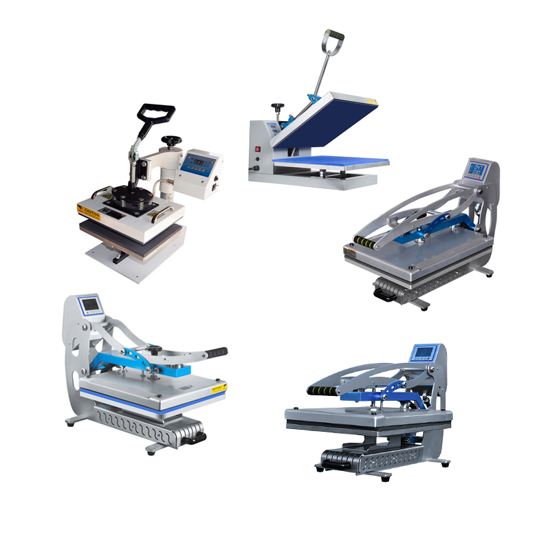Normal heat press machine